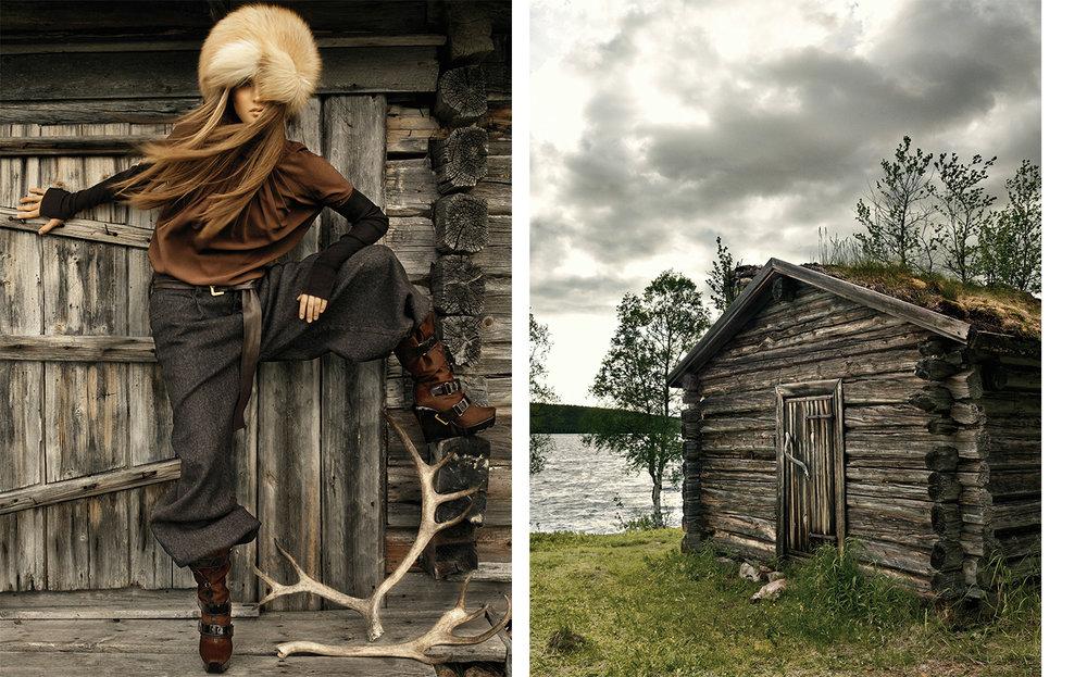 T Magazine THE NEW FRONTIERS   ART DIRECTOR David Sebbah FASHION EDITOR Tiina Laakkonen