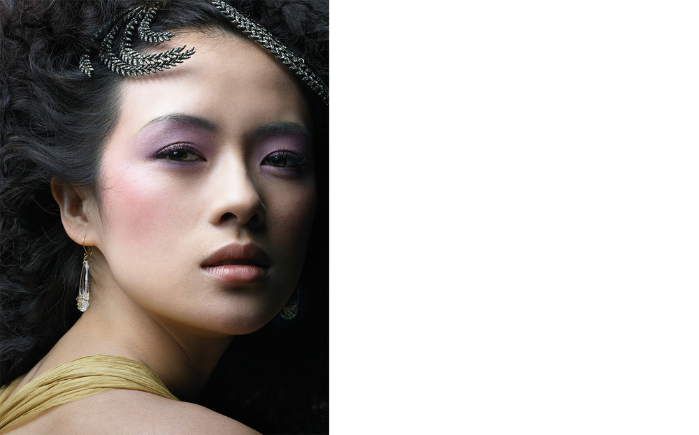 T Magazine   ZIYI ZHANG   FASHION EDITOR Tiina Laakkonen MAKE UP Fulvia Farolfi
