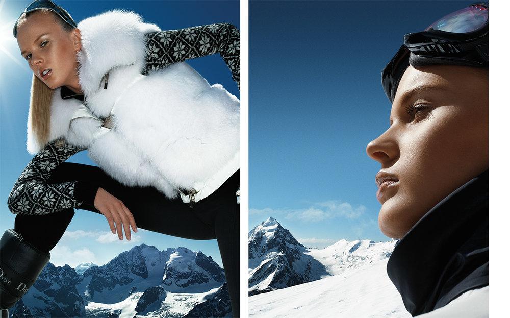 T Magazine FROZEN ASSETS   FASHION EDITOR Tiina Laakkonen MODEL Anne Vyalitsyna