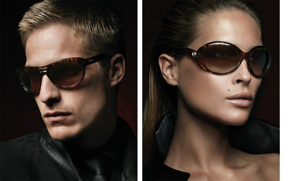 Giorgio Armani   CREATIVE DIRECTOR Robin Derrick MODELS Ryan Burns, Erin Wasson