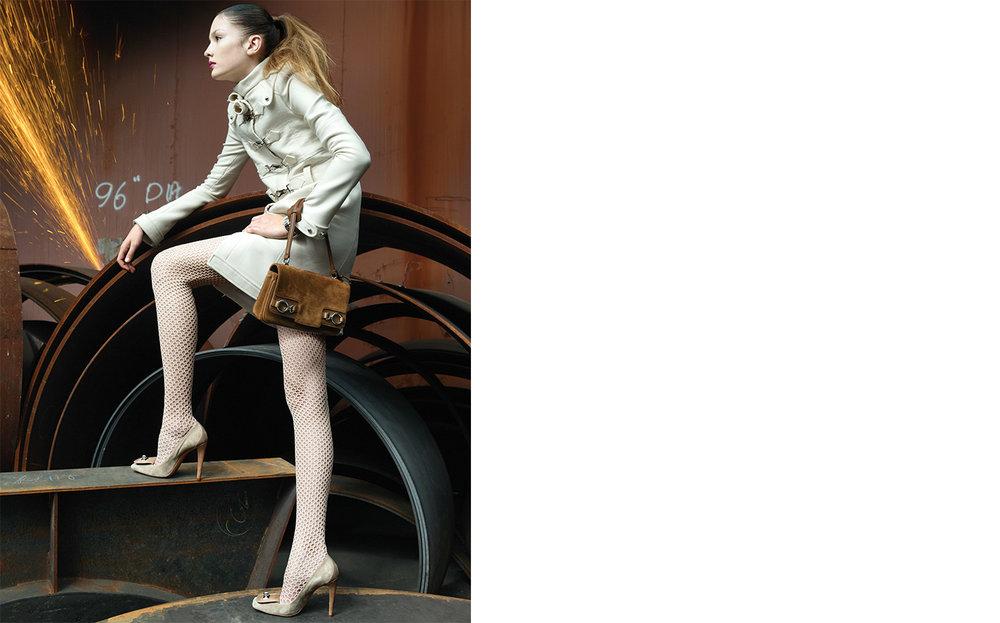 Vogue UNPUBLISHED   FASHION EDITOR Elissa Santisi DESIGN DIRECTOR Charles Churchward