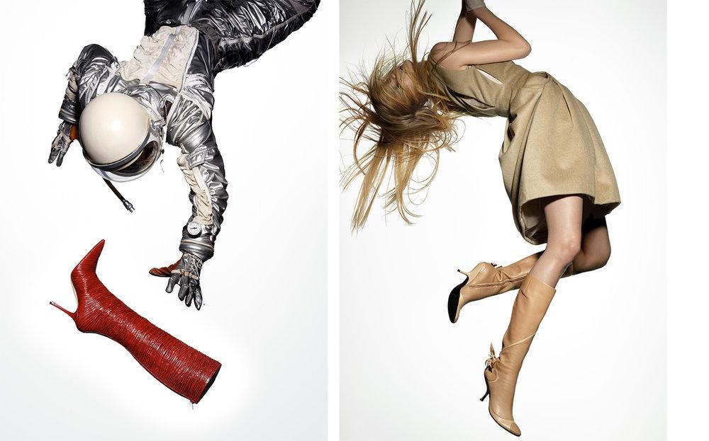 Vogue THE RIGHT STUFF   FASHION EDITOR Elissa Santisi DESIGN DIRECTOR Charles Churchward