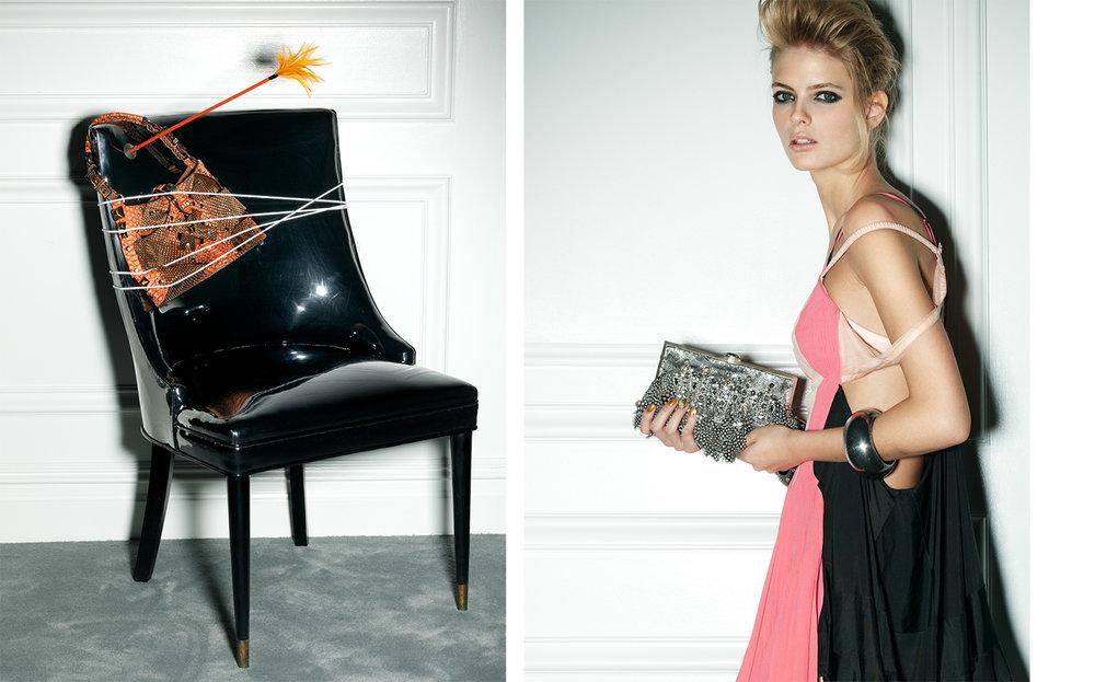 Vogue GIRLS GONE WILD   FASHION EDITOR Elissa Santisi DESIGN DIRECTOR Charles Churchward