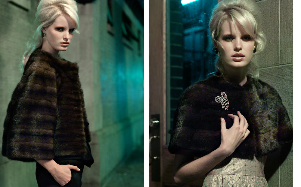 Vogue Japan WALKING AFTER MIDNIGHT   FASHION EDITOR Aiko Tanaka