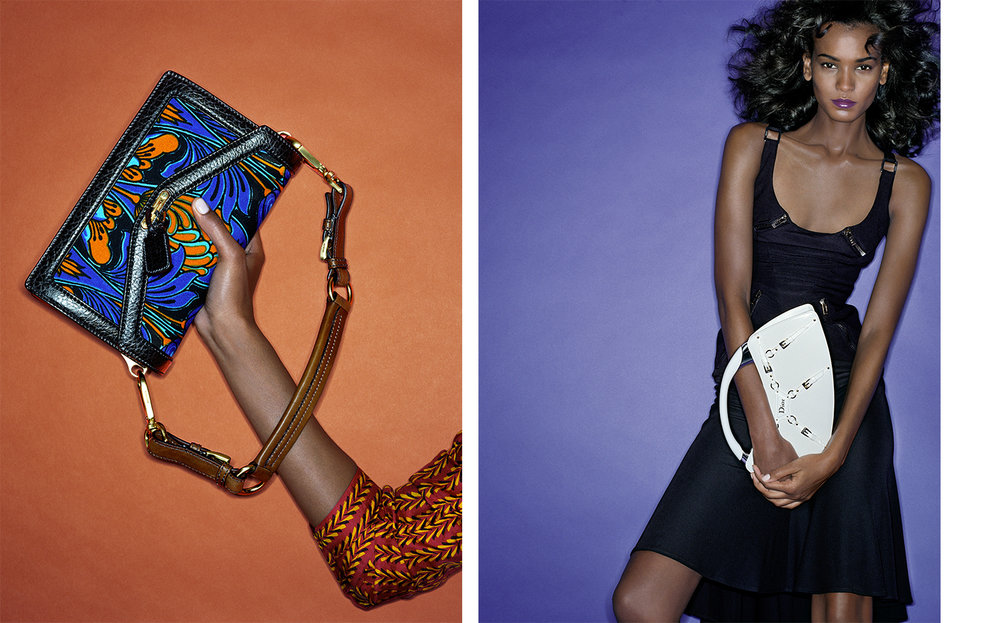 Vogue AMERICA'S MOST WANTED   FASHION EDITOR Elissa Santisi CREATIVE DIRECTOR Charles Churchward