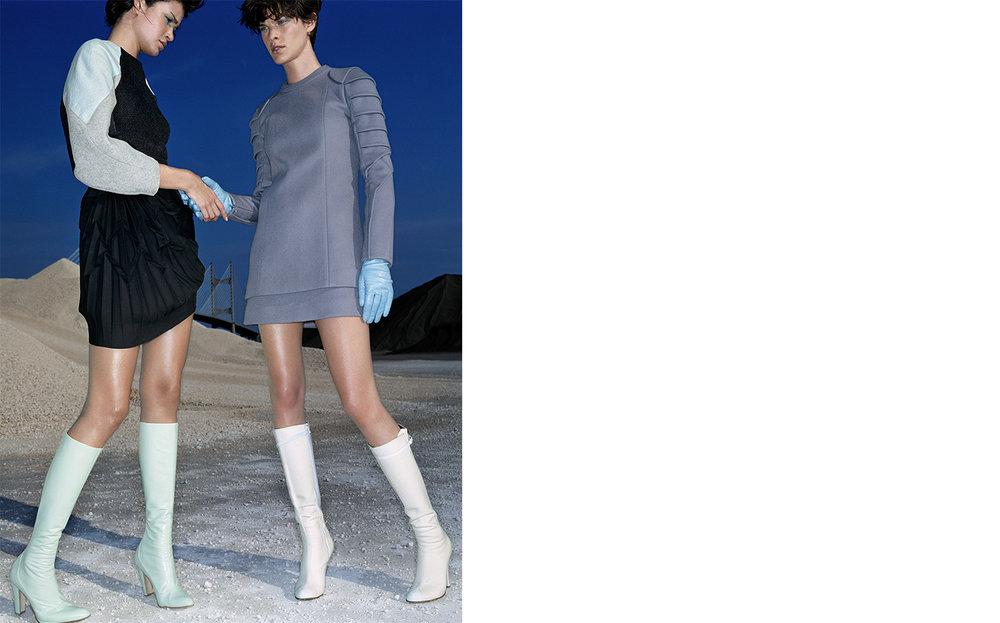 Vogue THE CHIC TWEAK   FASHION EDITOR Elissa Santisi CREATIVE DIRECTOR Charles Churchward