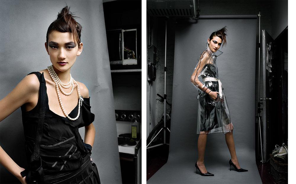 Vogue Japan FORMAL AFFAIR   FASHION EDITOR Tiina Laakkonen
