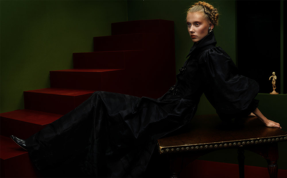Vogue Japan UNTITLED   FASHION EDITOR Tiina Laakkonen MODEL Colette Pechekhonova