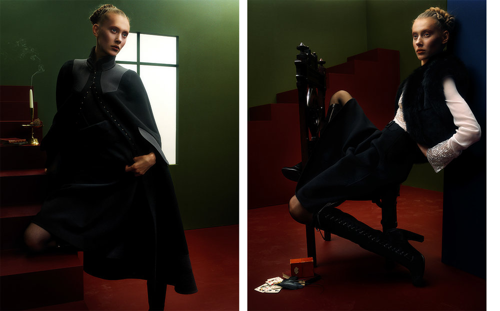 Vogue Japan UNTITLED   CREATIVE DIRECTOR Debbie Smith FASHION EDITOR Tiina Laakkonen