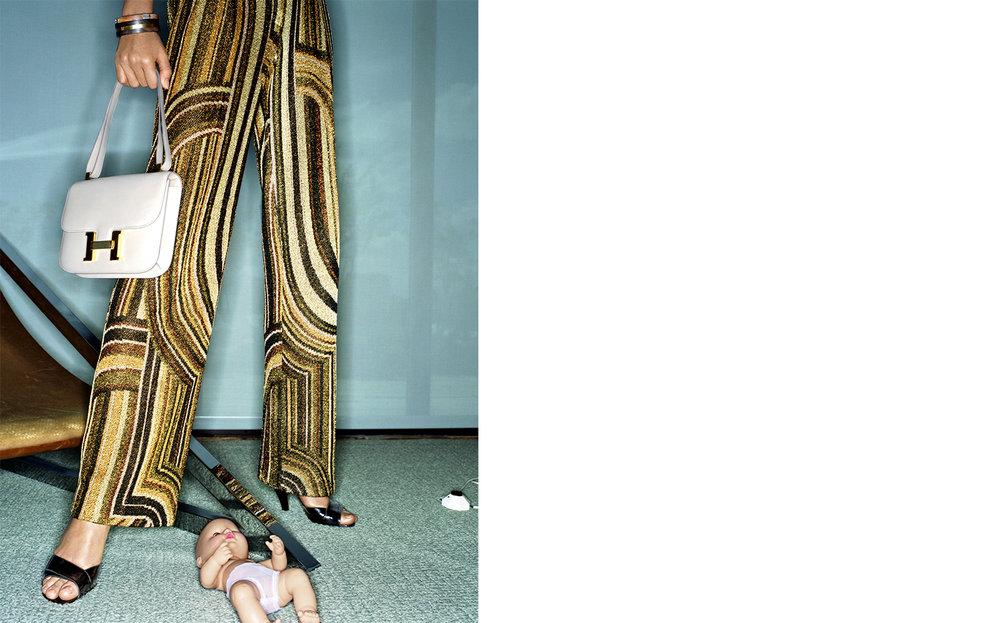 British Vogue GUILT TRIP   FASHION EDITOR Tiina Laakkonen CREATIVE DIRECTOR Robin Derrick