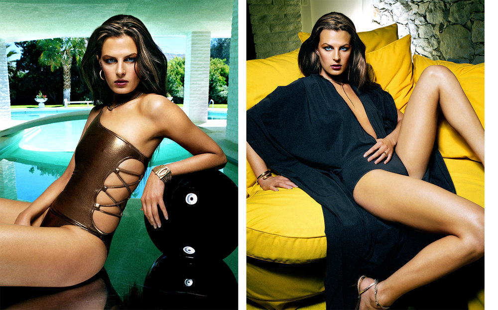 British Vogue GOOD AS GOLD   FASHION EDITOR Tiina Laakkonen CREATIVE DIRECTOR Robin Derrick