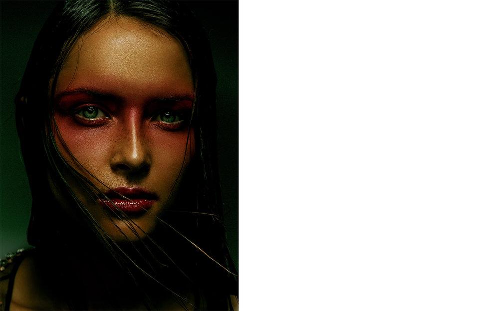 Vogue Germany DUFT-PSYCHOGRAMM   FASHION EDITOR Susanne Kölmel ART DIRECTOR Reto Brunner