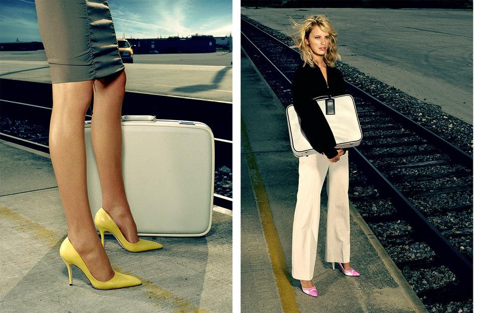 Vogue SAY IT LOUD   FASHION EDITOR Elissa Santisi DESIGN DIRECTOR Charles Churchward