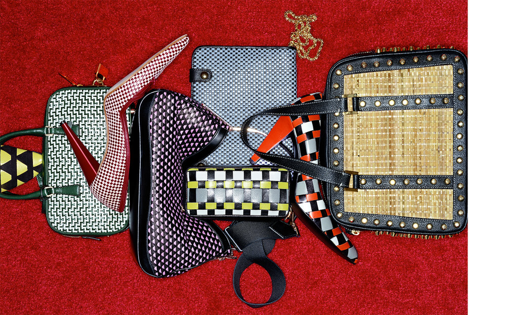Vogue EXTRA! EXTRA!   FASHION EDITOR Elissa Santisi DESIGN DIRECTOR Charles Churchward