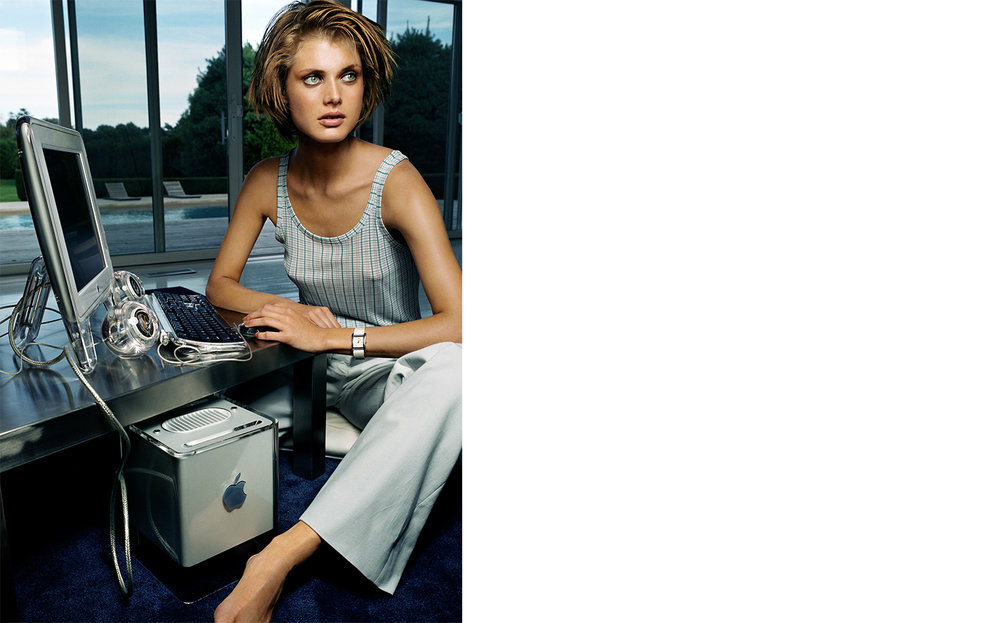 Vogue BUY, BUY BABY!   FASHION EDITOR Elissa Santisi MODEL Malgosia Bela