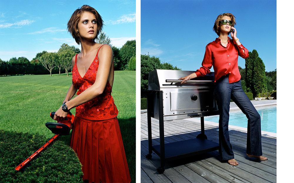 Vogue BUY, BUY BABY!   FASHION EDITOR Elissa Santisi DESIGN DIRECTOR Charles Churchward