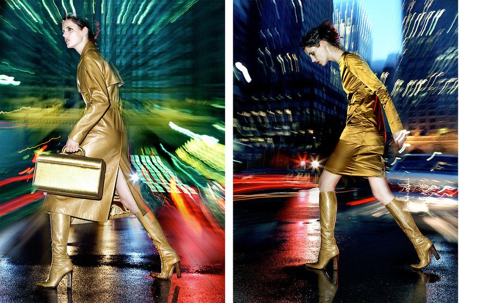 Vogue GOLD DIGGERS   FASHION EDITOR Elissa Santisi DESIGN DIRECTOR Charles Churchward