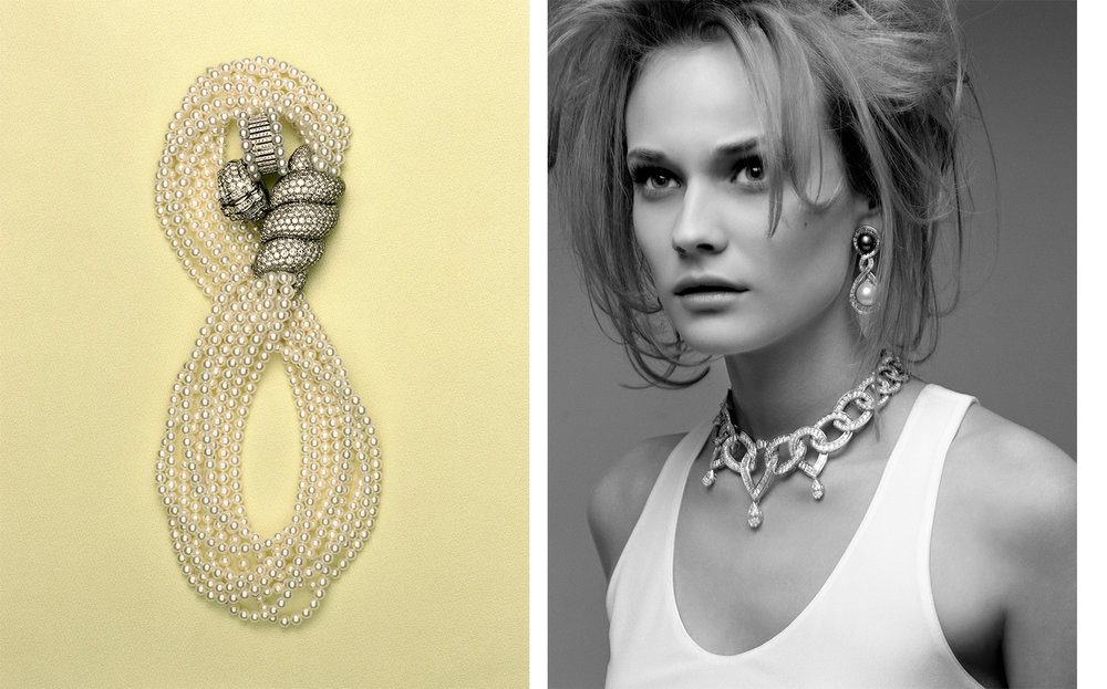 Vogue Paris LUMIER BLANCHE   FASHION EDITOR Jenny Capitain ART DIRECTOR Donald Schneider