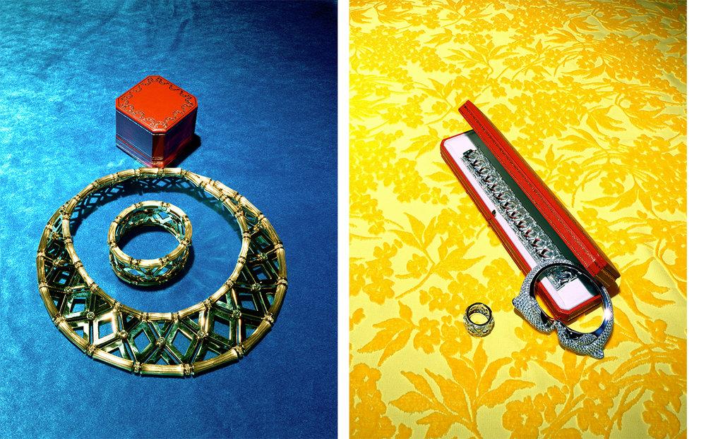 Harper's Bazaar INSIDE THE RED BOX   CREATIVE DIRECTOR Fabien Baron