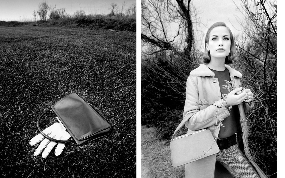 Harper's Bazaar UNPUBLISHED   FASHION EDITOR Elissa Santisi CREATIVE DIRECTOR Fabien Baron