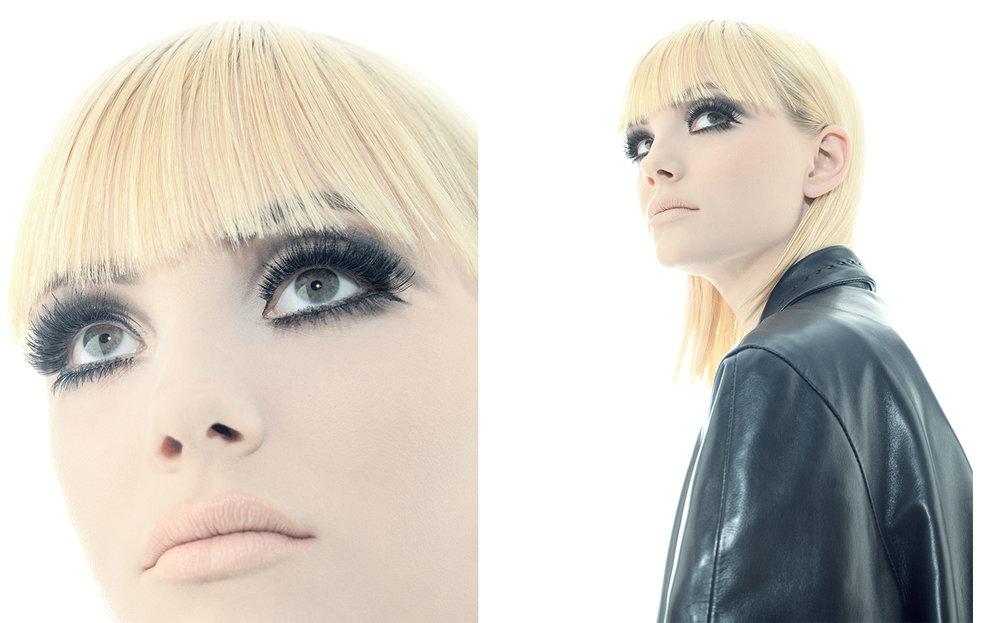 Harper's Bazaar BLACK AND WHITE   FASHION EDITOR Elissa Santisi CREATIVE DIRECTOR Fabien Baron