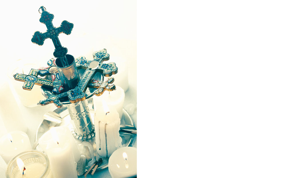 Harper's Bazaar   MOSAIC   SITTINGS EDITOR Elissa Santisi CREATIVE DIRECTOR Fabien Baron