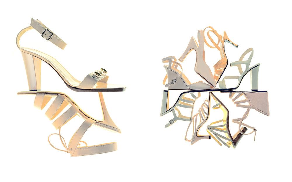 Harper's Bazaar   SLICK SKINS   FASHION EDITOR Elissa Santisi CREATIVE DIRECTOR Fabien Baron
