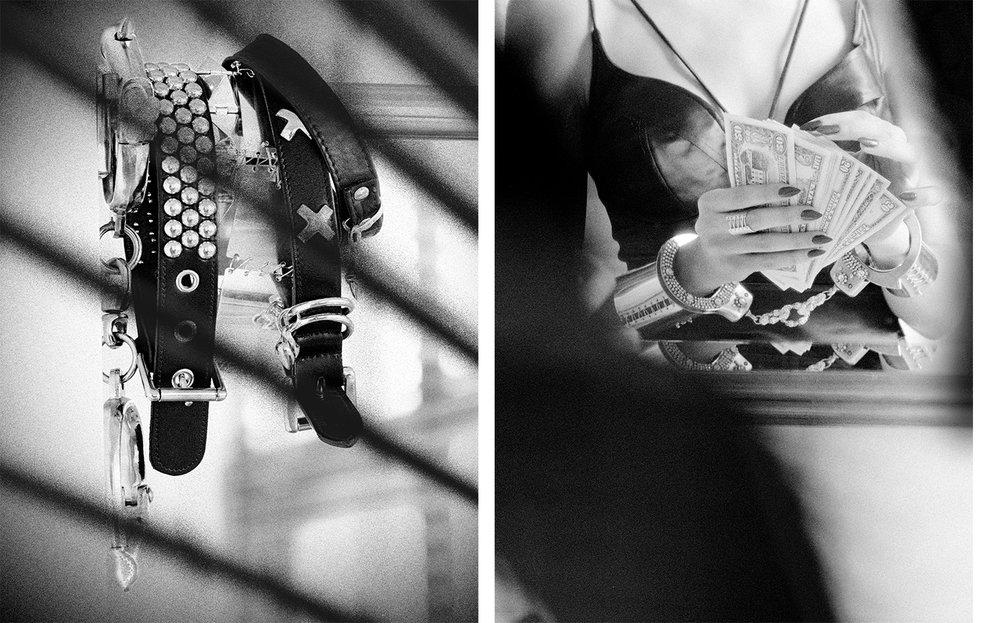 Harper's Bazaar   I SPY   FASHION EDITOR Elissa Santisi CREATIVE DIRECTOR Fabien Baron