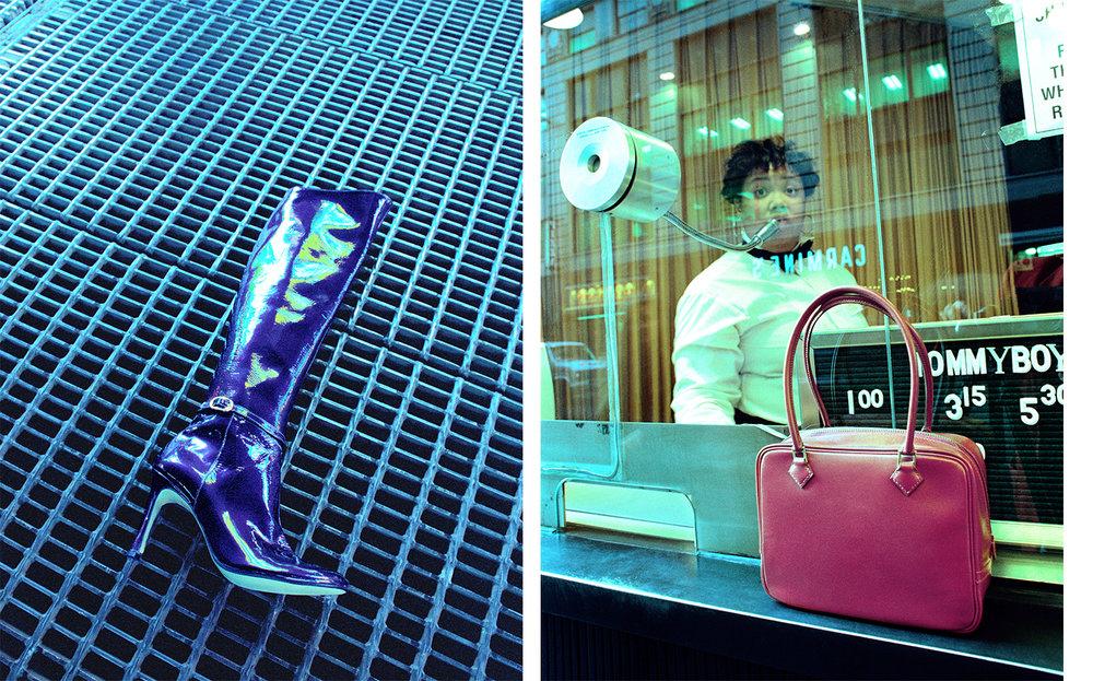 Harper's Bazaar   MAROONED   FASHION EDITOR Elissa Santisi CREATIVE DIRECTOR Fabien Baron