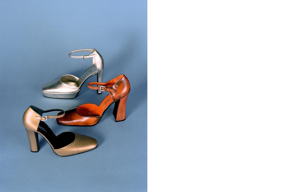 Harper's Bazaar   FALL '96   FASHION EDITOR Elissa Santisi MODEL Tasha Tilberg