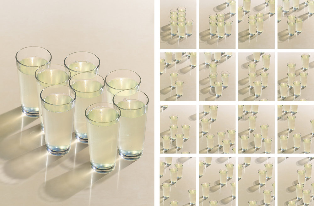 4586-36 Lemon Juice #36 4586 Lemon Juice #01-16  Pigment Print 13.50 x 18.00 inch Image Size 17.00 x 22.00 inch Paper Size 2 EDP / 3 AP