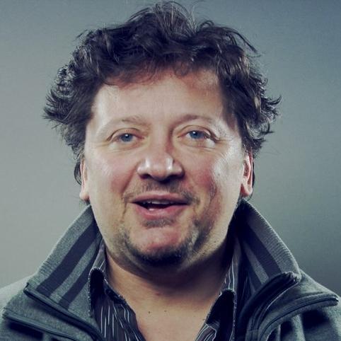 Pascal Hologne , cofondateur du Brussels Short Film Festival et du Be Film Festival