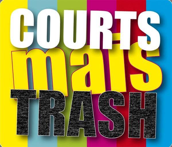 A  u Festival Courts mais Trash le 26 janvier à 19h30