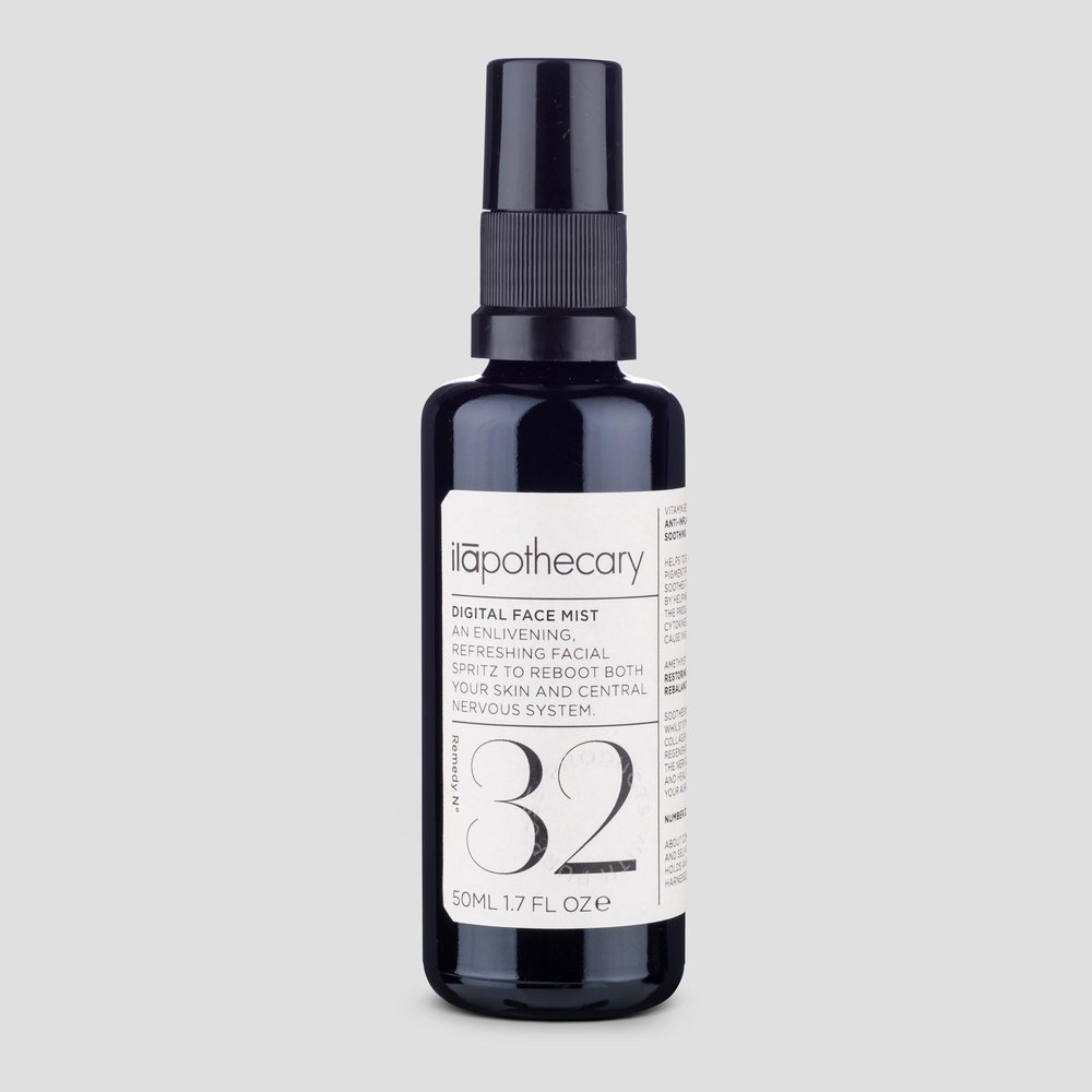 Ilapothecary Digital Face Mist - From one of my favourite brands, Ila, Ilapothecary was designed to tap into the energetic and emotional needs of a busy lifeSHOP NOW>>
