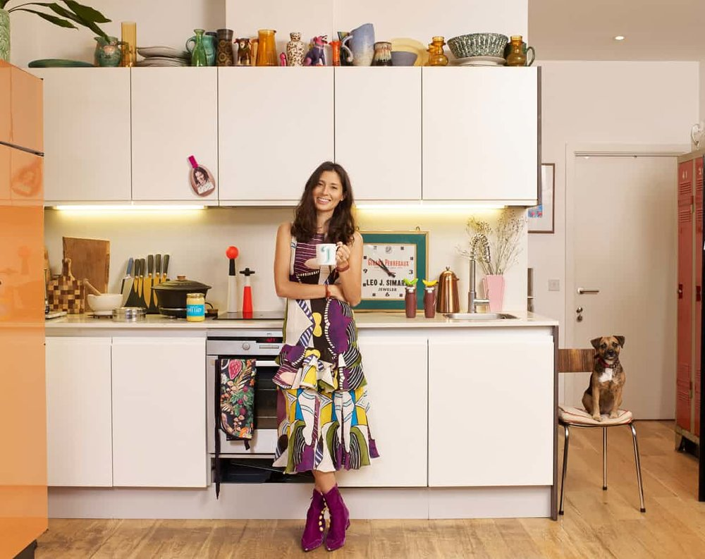 In my kitchen with Julie,  The Guardian