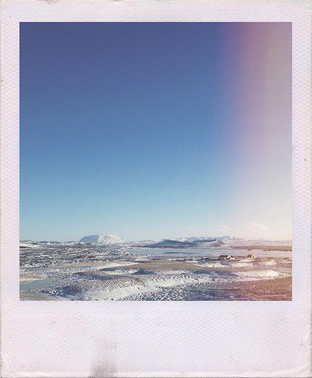 #myvatn #iceland #hverfjall