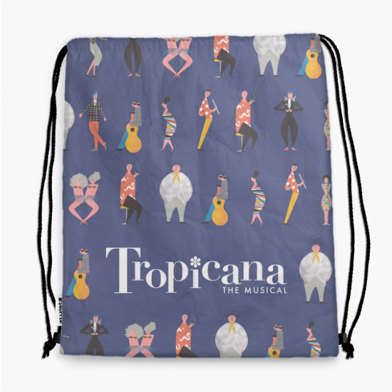 Tropicana Drawstring Bag 1.0