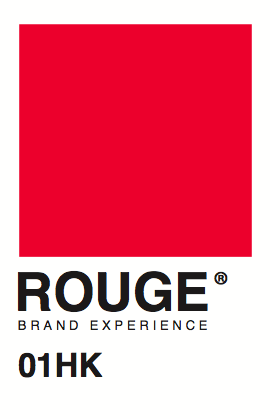 ROUGE | Brand Experience