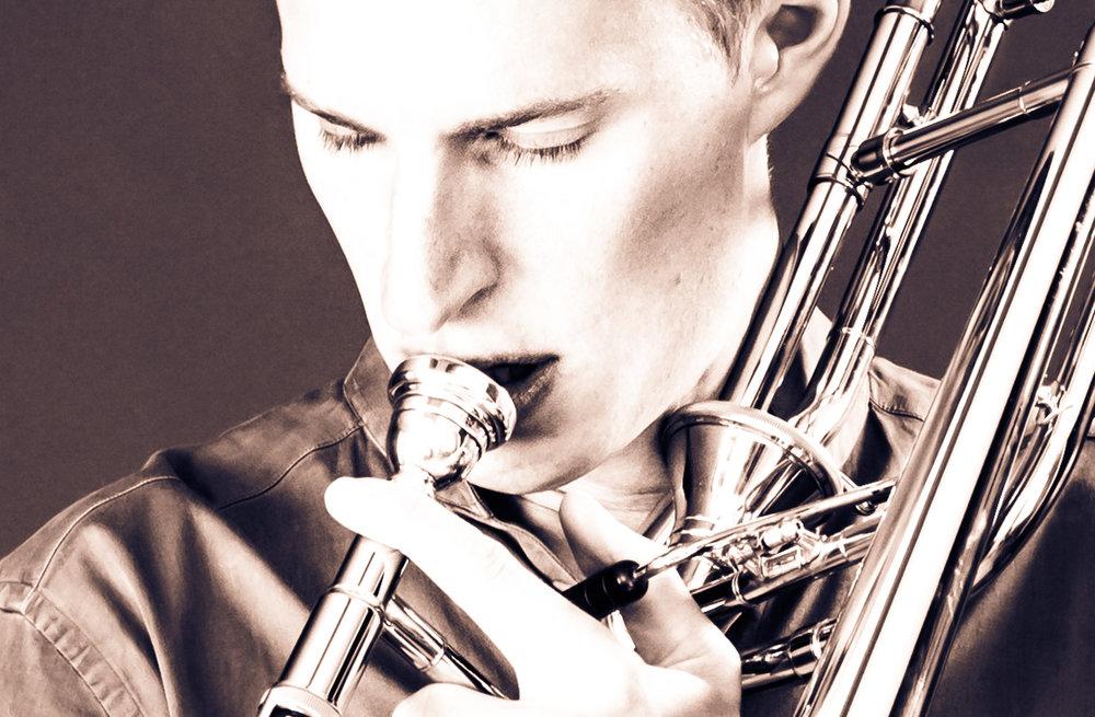 Mikael Rudolfsson Trombone
