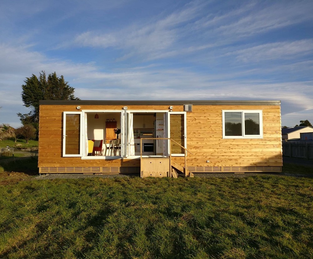 What does off grid living look like? — Park homes