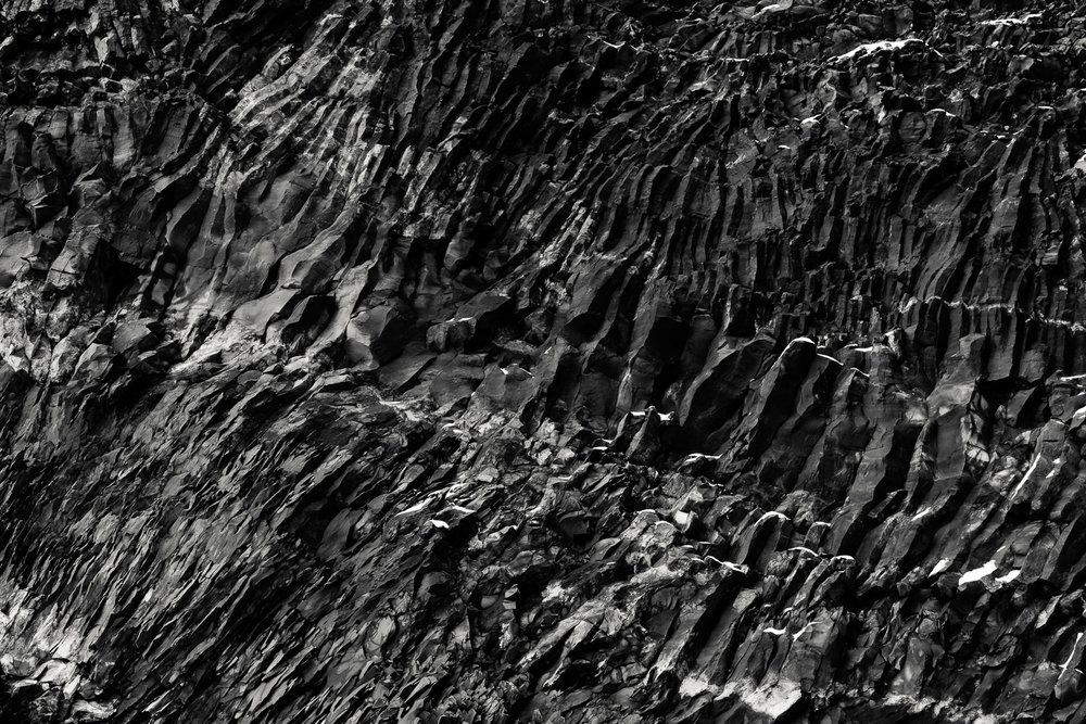 Cliffs, Reynisfjara
