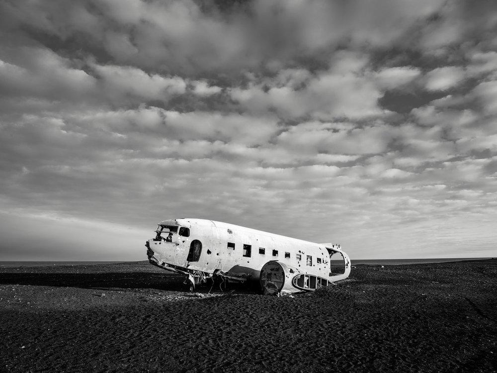 DC-3, Dyrholaey