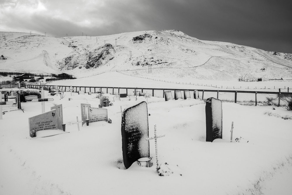 Graveyard, Reynisfjara