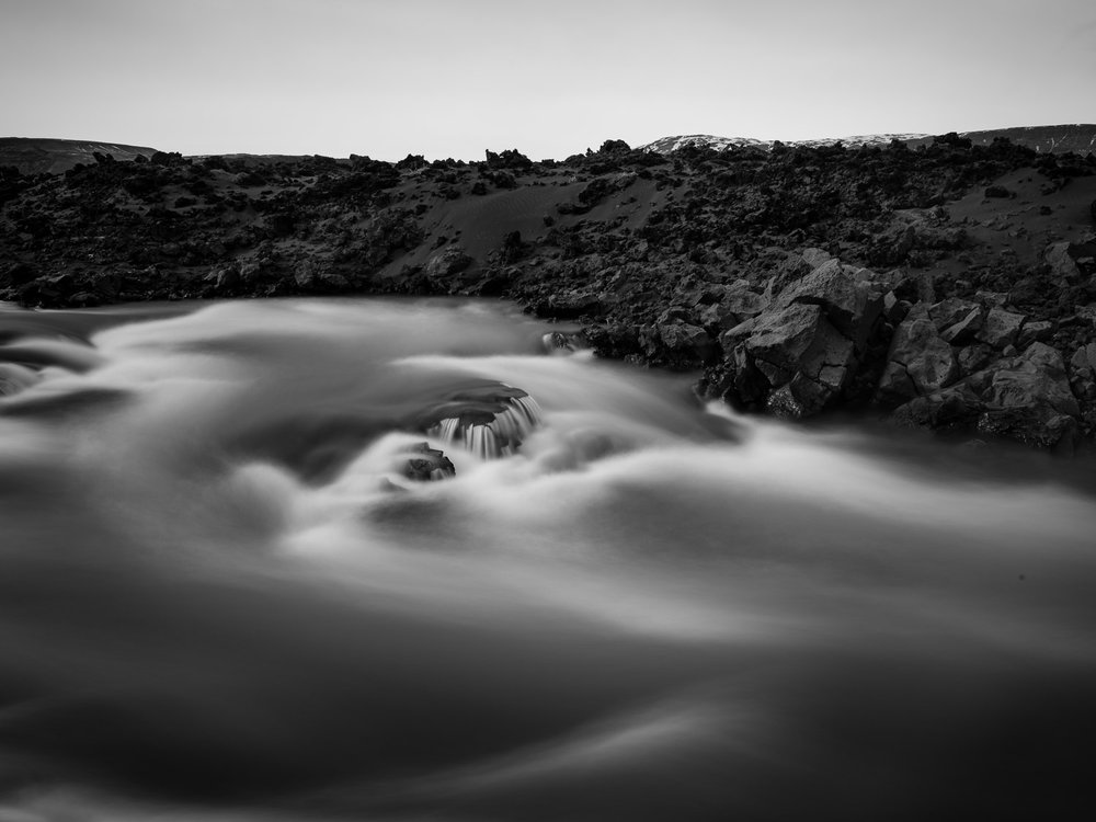 Glacial River II