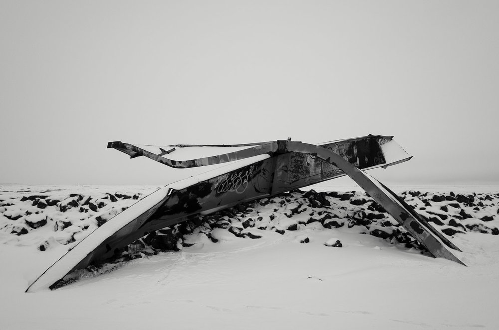 Sculpture, Skaftafell