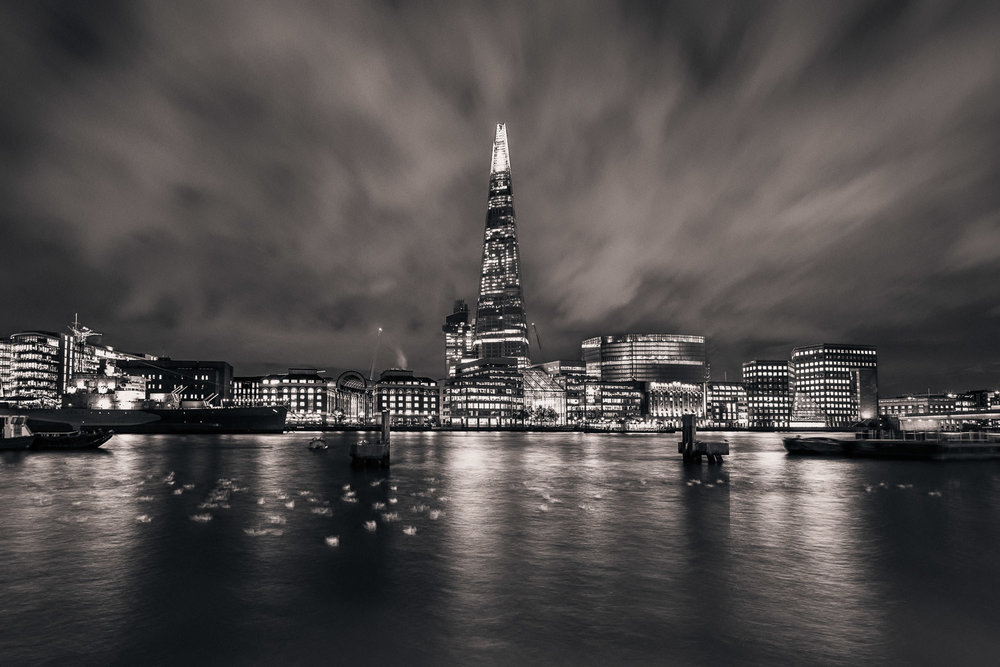 Night, The Shard
