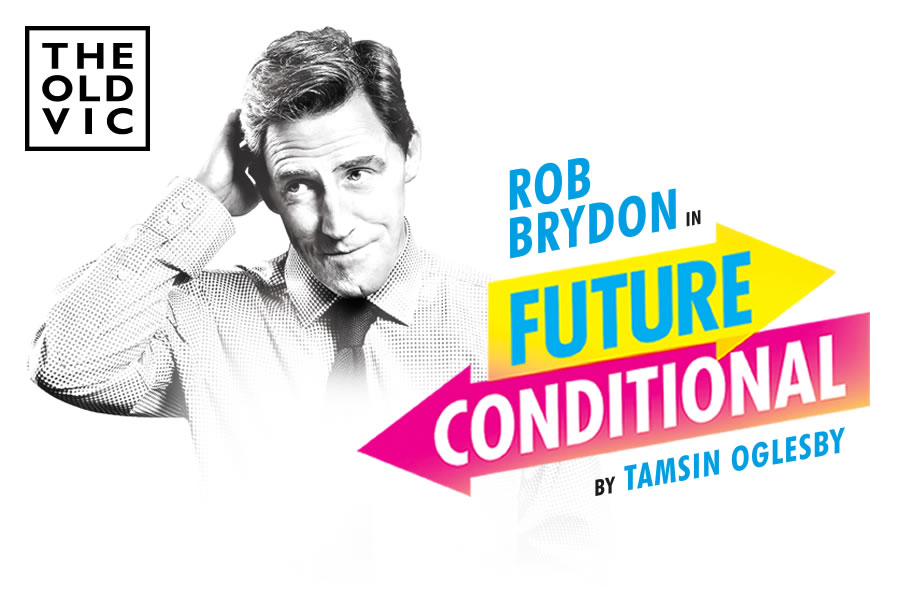 Future Conditional    Starring Rob Brydon, Nikki Patel, Matthew Aubrey    Shot across two shows with six cameras.  Future Conditional became the first play to ever be streamed on Twitter.  It received over half a million views within the first three hours.