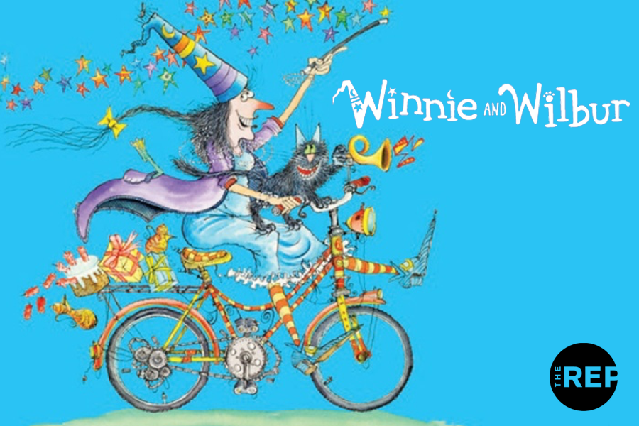 Winnie and Wilbur  Starrin  g     Sophie Russell, Ben Thompson,     Rob Castell    Shot over one performance with four cameras.