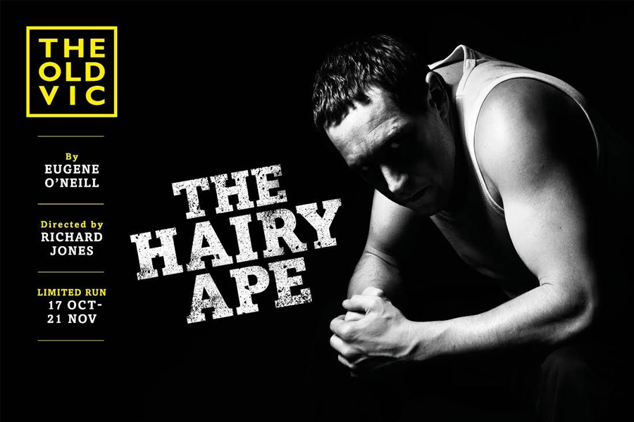 The Hairy Ape    Starring Bertie Carvel, Adam Burton, Buffy Davis    Shot on six cameras across two performances