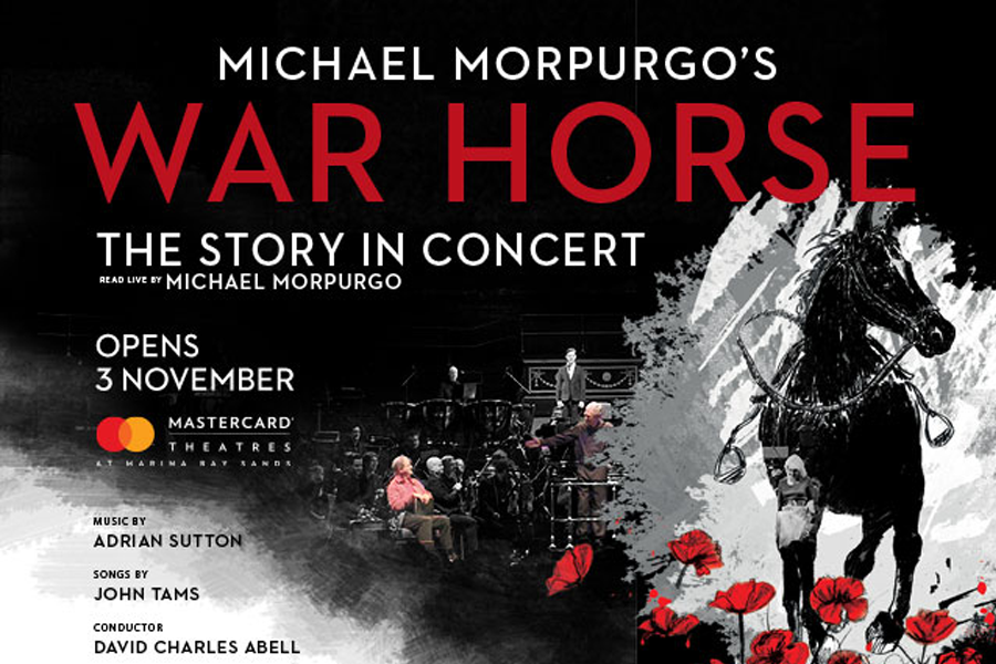 Warhorse: The Story in Concert opened at the Royal Albert Hall in 2016. We designed over an hour's worth of content for the production.